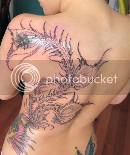 Sexy body art tattoo-Sexy Tattoos