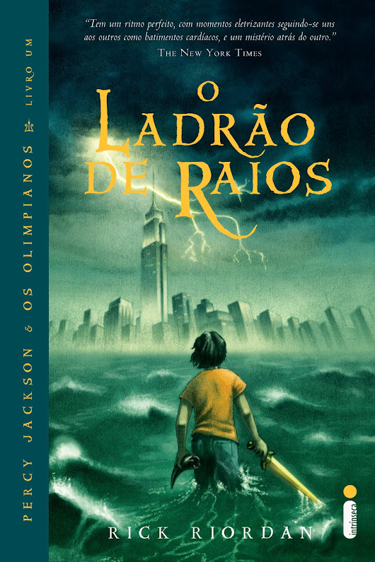 Resenha: O Ladrão de Raios | Thousand Lives to Live