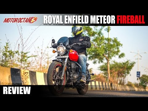 Royal Enfield Meteor 350 Fireball - Accessories and style
