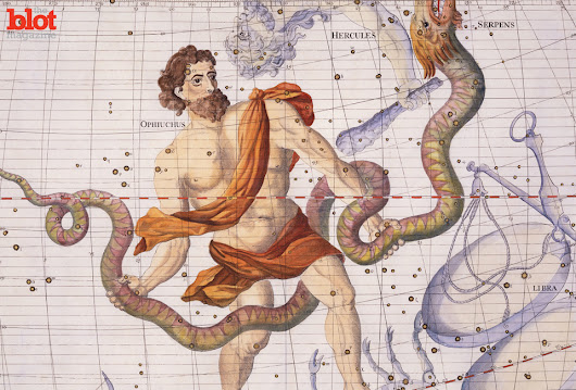 Happy Birthday, Ophiuchus, the 13th Sign of the Zodiac
