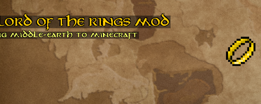 The Lord of the Rings Mod: Bringing Middle-earth to Minecraft - Public Beta 19.2 - Minecraft Mods - Mapping and Modding - Minecraft Forum - Minecraft Forum