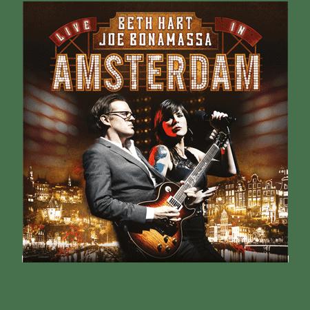 """Live In Amsterdam"" Beth Hart & Joe Bonamassa"