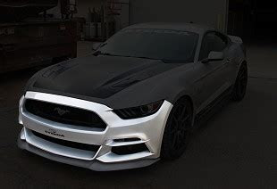 mustang body kits steeda  aftermarket