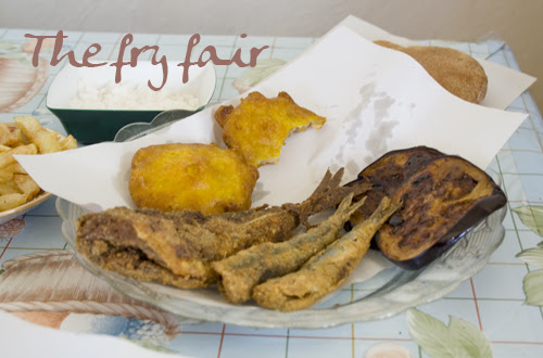 The Fry Fair of Fés