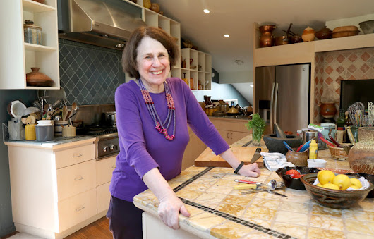 Her Memory Fading, Paula Wolfert Fights Back With Food - The New York Times