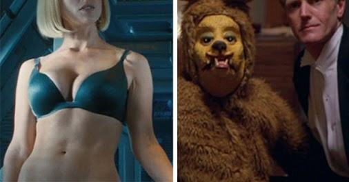 18 Awkward And Out Of Place Movie Scenes That Shouldn't Have Made The Final Cut http://ow.ly/JB0o30lUPL3...