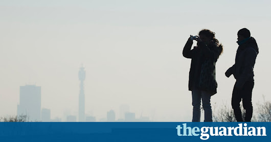 Tory failure to deliver pollution action plan angers environmentalists | Environment | The Guardian