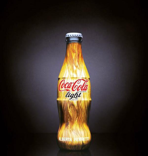coca cola ferretti Coca Light Tribute to Fashion