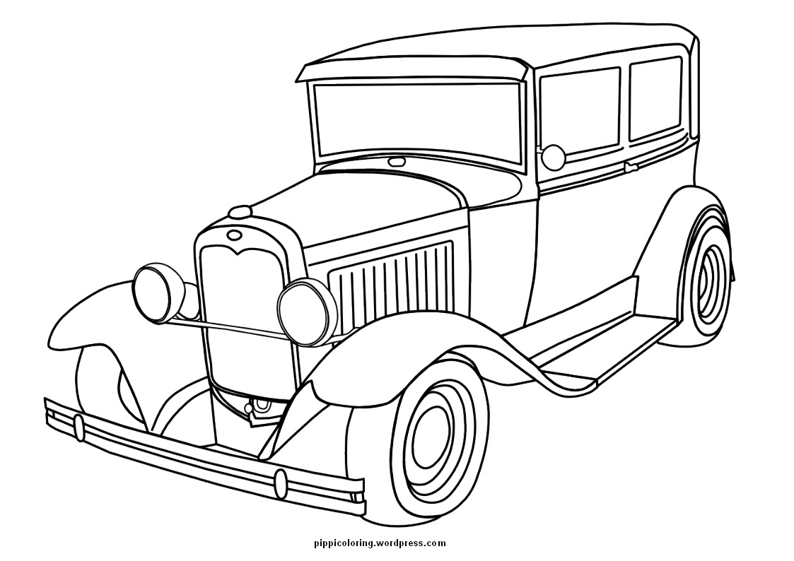 cool old classic car cars trucks on pinterest coupe custom Custom Lifted Chevy Trucks jeep coloring pages car coloring pages cool cars 20 pictures