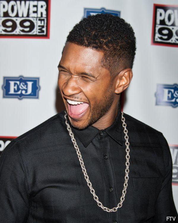Usher Fade : usher, Usher, Hairstyles