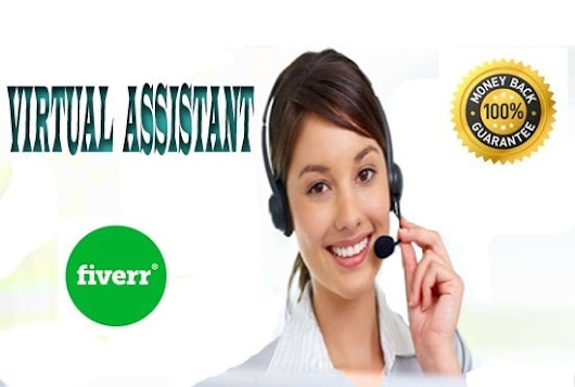 hossainmm : I will be professional virtual assistant for $5 on www.fiverr.com