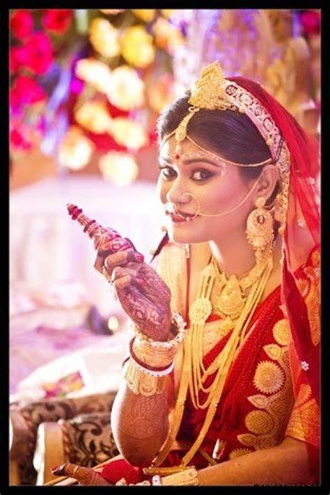 5 Best Bengali Bridal Makeup Looks