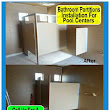 Bathroom Partitions Case Study For Pulte Homes Pool Center |