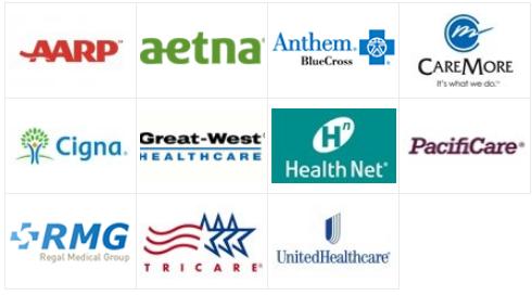 Network Insurances - Retina Consultants of Orange County