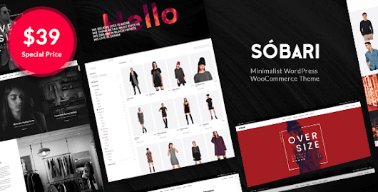 Sobari – Minimalist WordPress WooCommerce Theme - Theme88.Com – Free Premium Nulled Cracked Themes & Plugins & PHP Scripts and More