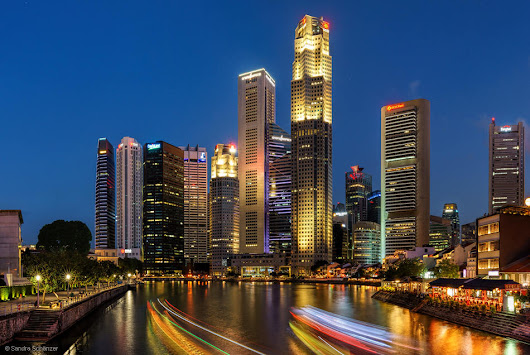 ~ Singapore Business District ~