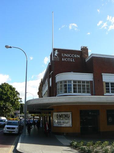 Unicorn Hotel, Paddington