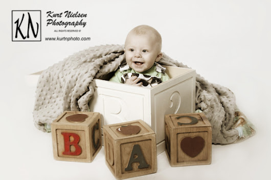 Baby Photographer Ohio - Benjamin - 3 months