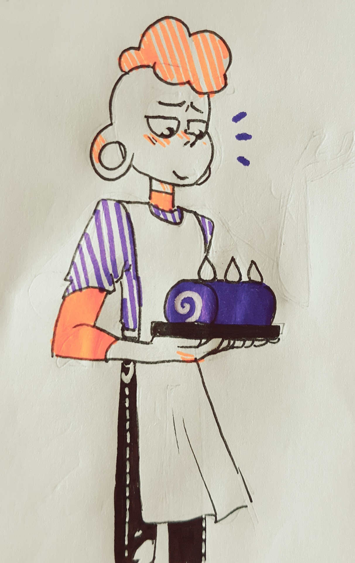 Jerk donut boy is actually anxious cake boy the truth is out