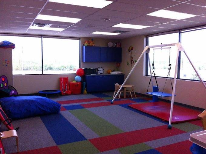 Pediatric Therapy Gym Equipment