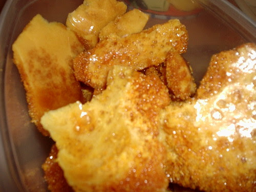 Not so comby honeycomb