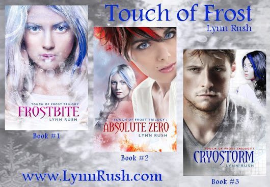 Absolute Zero by Lynn Rush - Breathless Ink