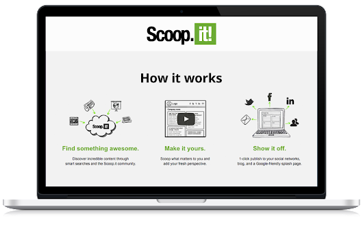Scoop.it | You are the content you publish