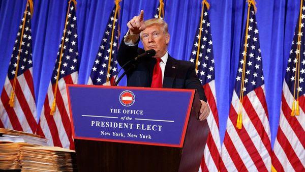 Talibanes amenazan a Donald Trump