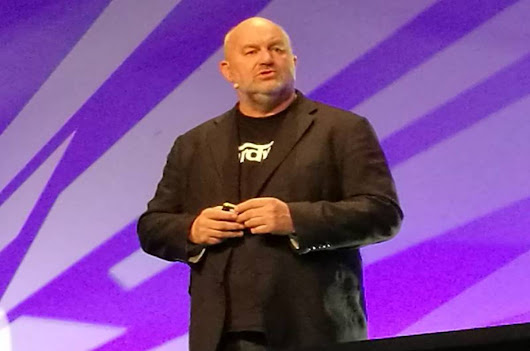 Next big thing after containers? Amazon CTO talks up serverless computing