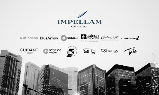 A full service offering for a portfolio of brands for leading human capital services provider, Impellam Group plc - Chemical Code Limited