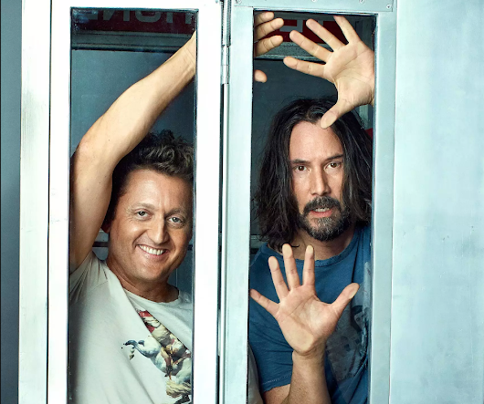 'Bill & Ted Face the Music' Reunites Keanu Reeves and Alex Winter for Director Dean Parisot