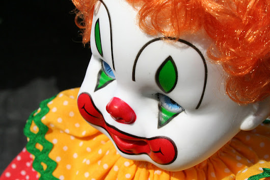 Behind the Mask: Inside the Creepy Clown Epidemic