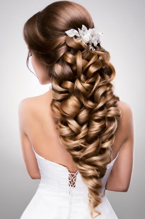 Hochzeitsfrisuren Lange Haare Fantastische Ideen Für Die Braut