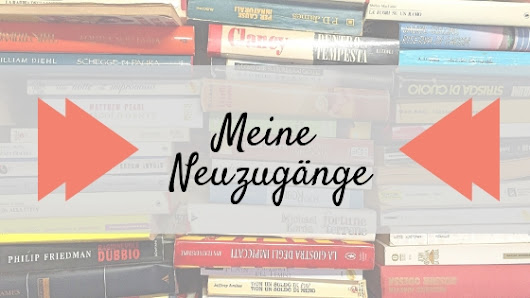 Neues aus meinem Regal - books and phobia