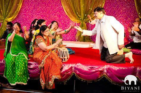 Traditional Gujarati Haldi, Pithi, Mehndi & Sangeet