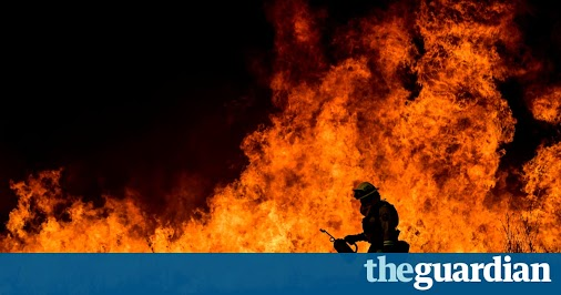 California fires: largest blaze threatens Santa Barbara and prompts evacuation  #SantaNarbaraNext #W...