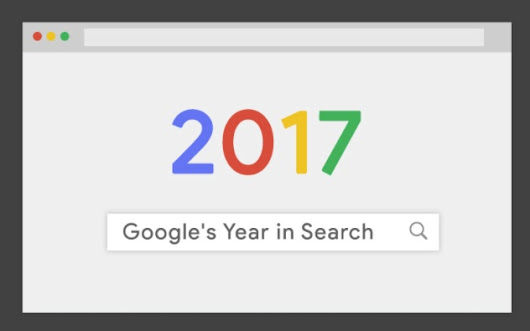 Google's Year in Search 2017 [Infographic]