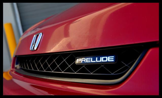 Honda Prelude Grille