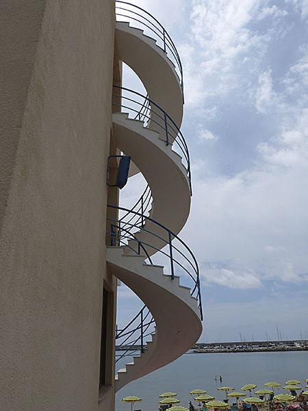 escalier san remo