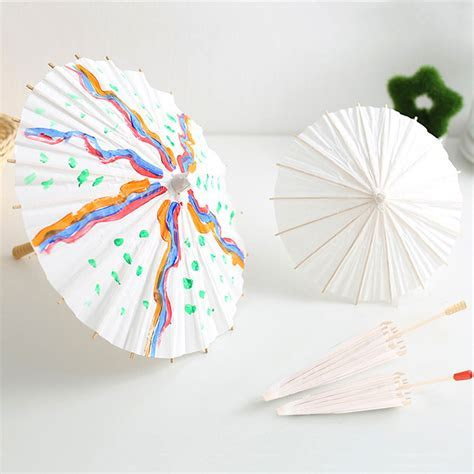 Paper Decorative Umbrella Parasol Wedding Bridal Party