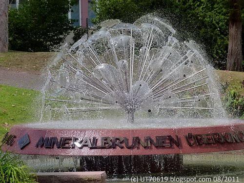 Pusteblumenbrunnen