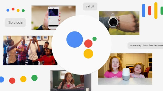 Google Assistant is coming to more smart speakers, washing machines, and vacuums