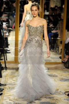 Marchesa Fall 2012 New York Fashion Week