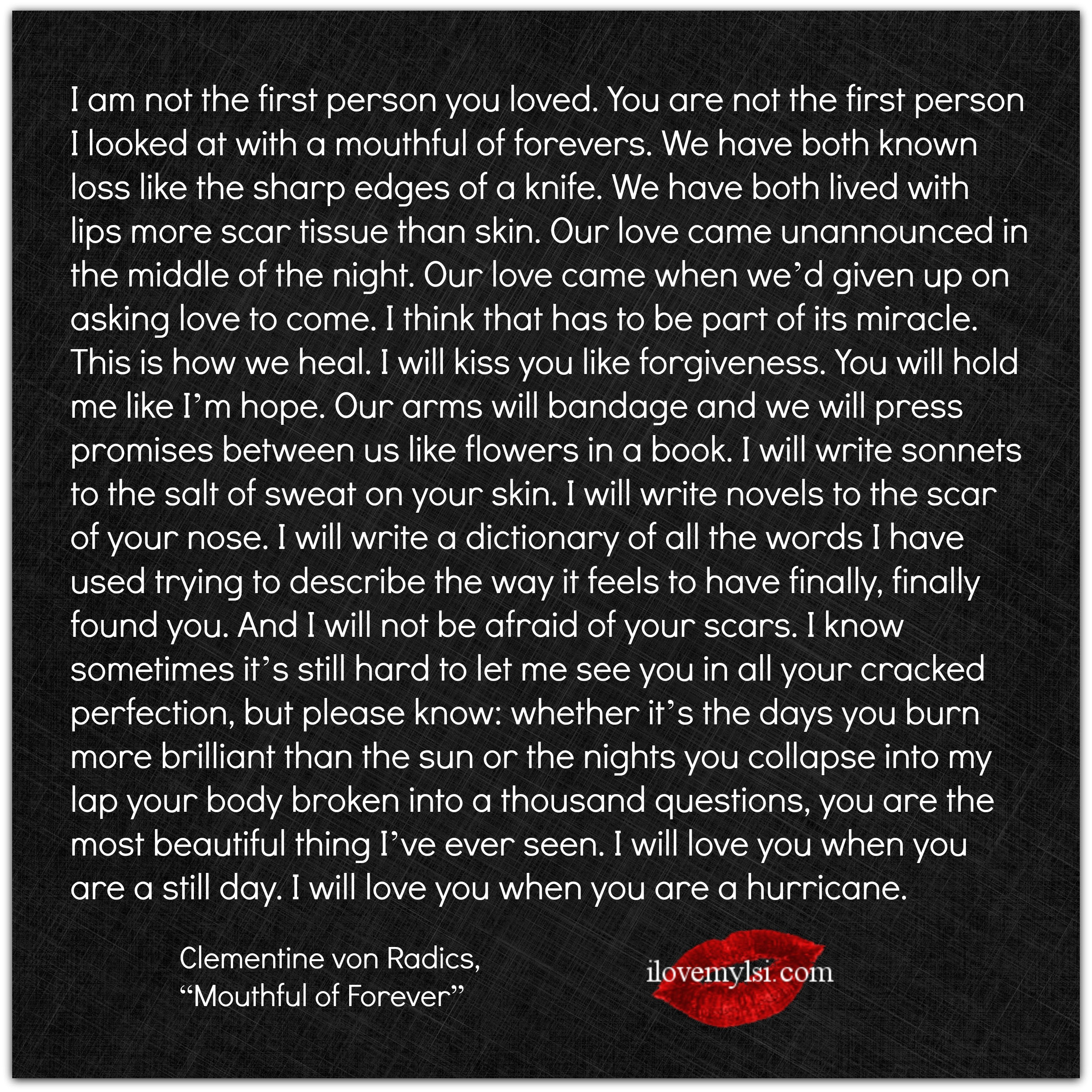 I Will Love You Forever Quote Archives I Love My Lsi