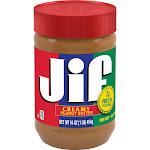 Jif Creamy Peanut Butter - 16oz