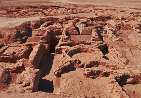 Ruins of Ancient City Discovered in Australian Desert