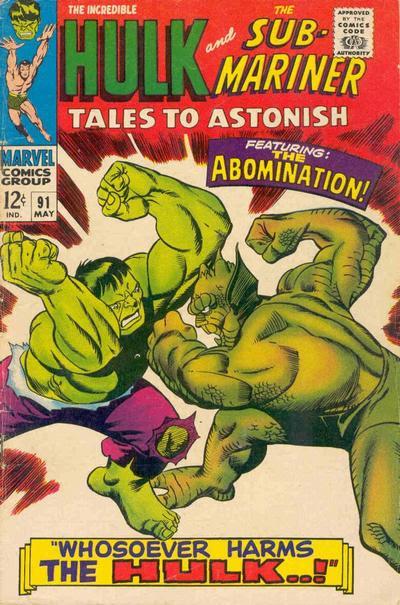 Tales to Astonish 091