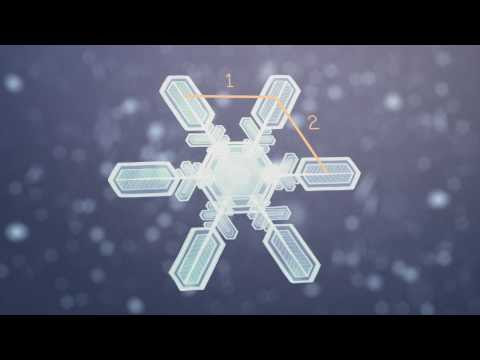 NASA: Why All Snowflakes Have Six Sides