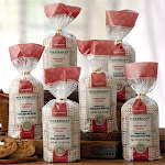 Wolfermans Cinnamon and Raisin Signature English Muffin - 4 per bag - 12 bags per case.