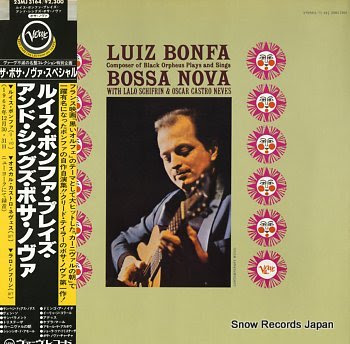 BONFA, LUIZ plays & sings bossa nova